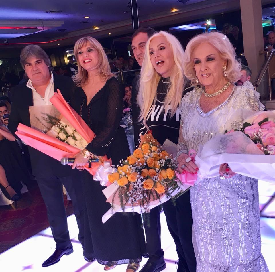 Una noche especial en el aniversario del Casino Victoria