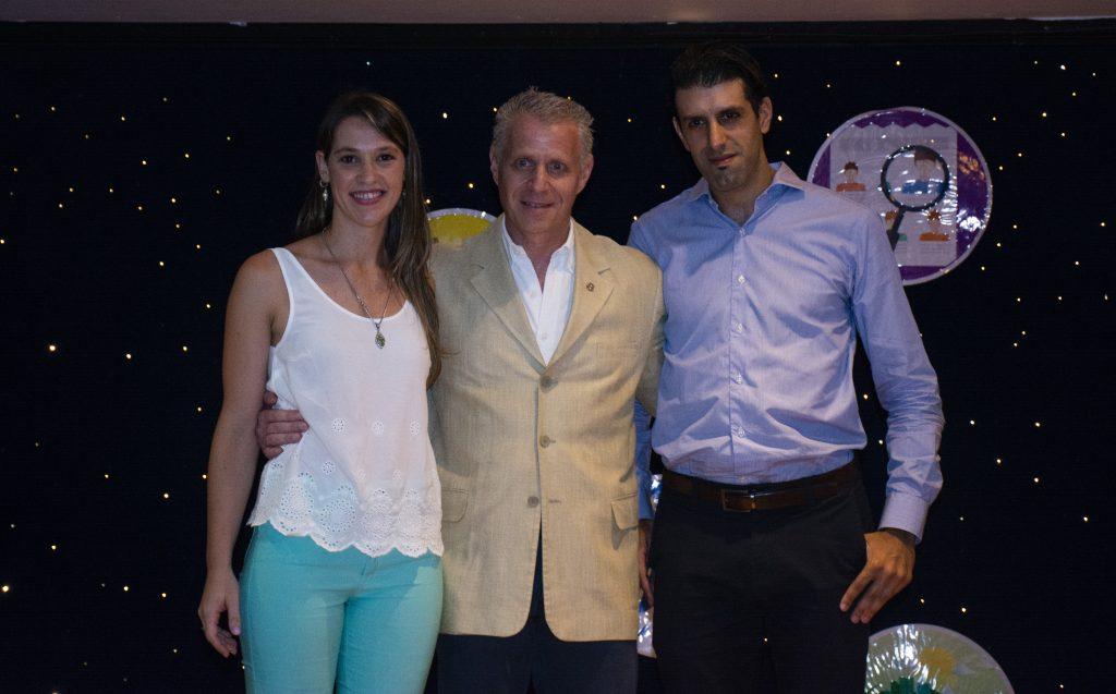 La Fundación Sembrando Victorias celebró su acto de cierre institucional