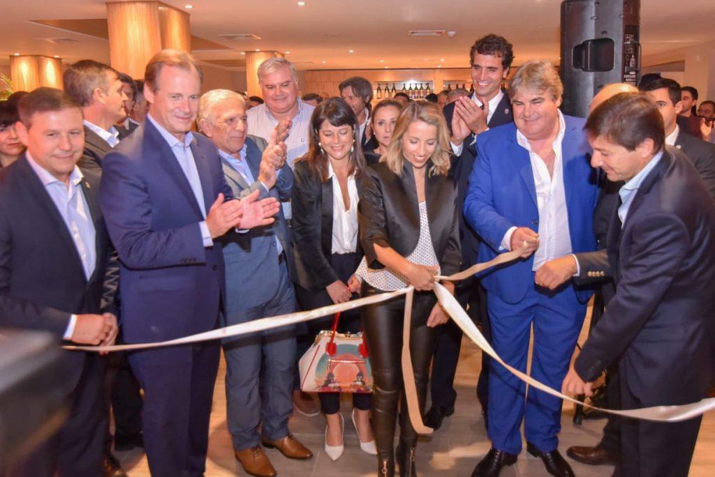 Gran noticia para la industria hotelera: el Hotel Termas Victoria quedó inaugurado